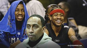 Sixers, Allen Iverson, Tracy McGrady