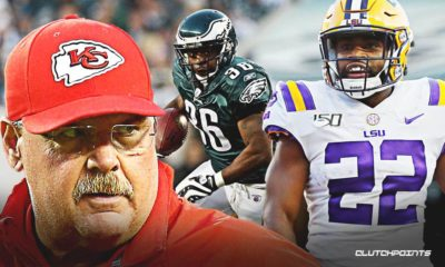 Andy Reid, Chiefs, Clyde Edwards-Helaire