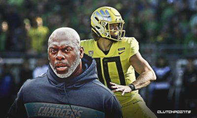 Anthony Lynn, Justin Herbert, Chargers
