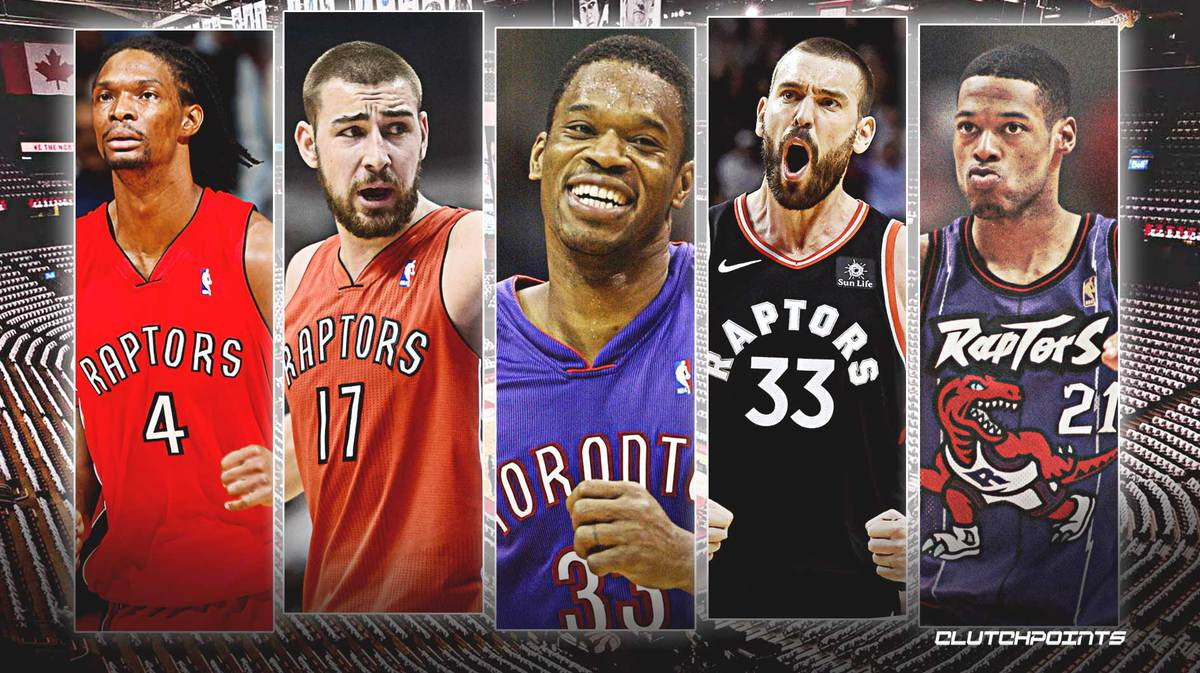 Raptors, best centers in history