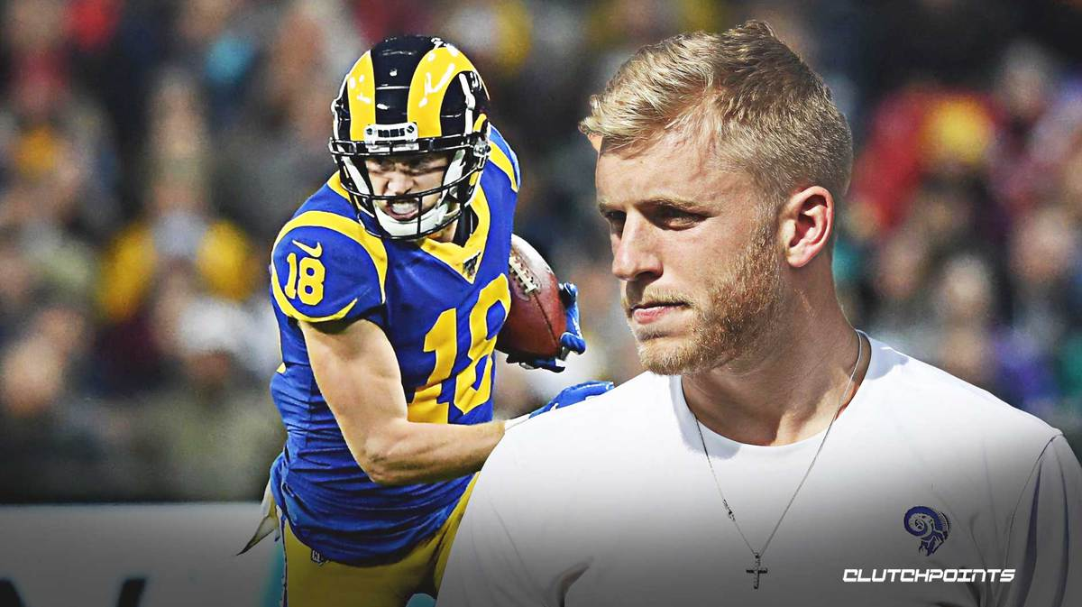 Rams News Cooper Kupp Hasn T Had Discussions With La On New Contract