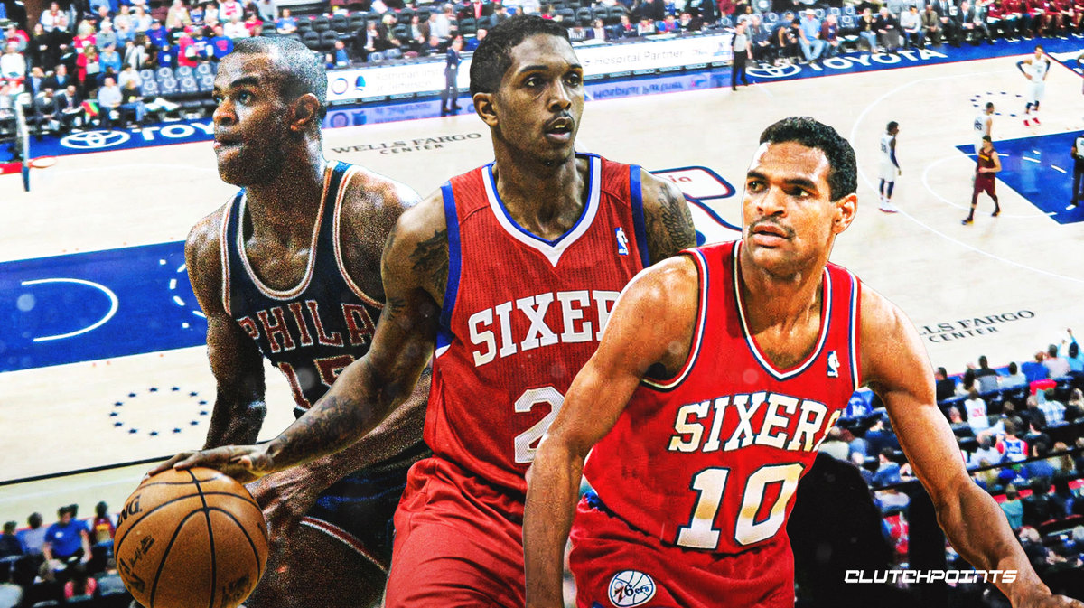 Sixers, Lou Williams