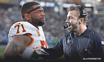 Sean McVay, Trent Williams, Rams, 49ers
