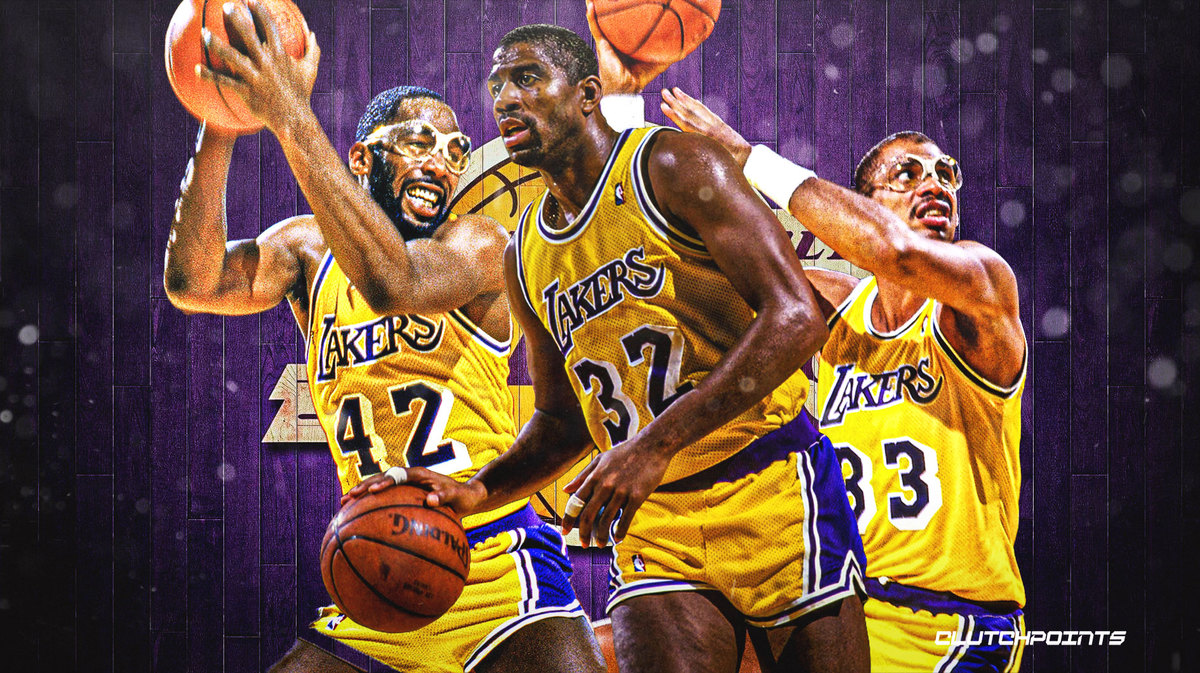 The best Lakers team in the history of the franchise