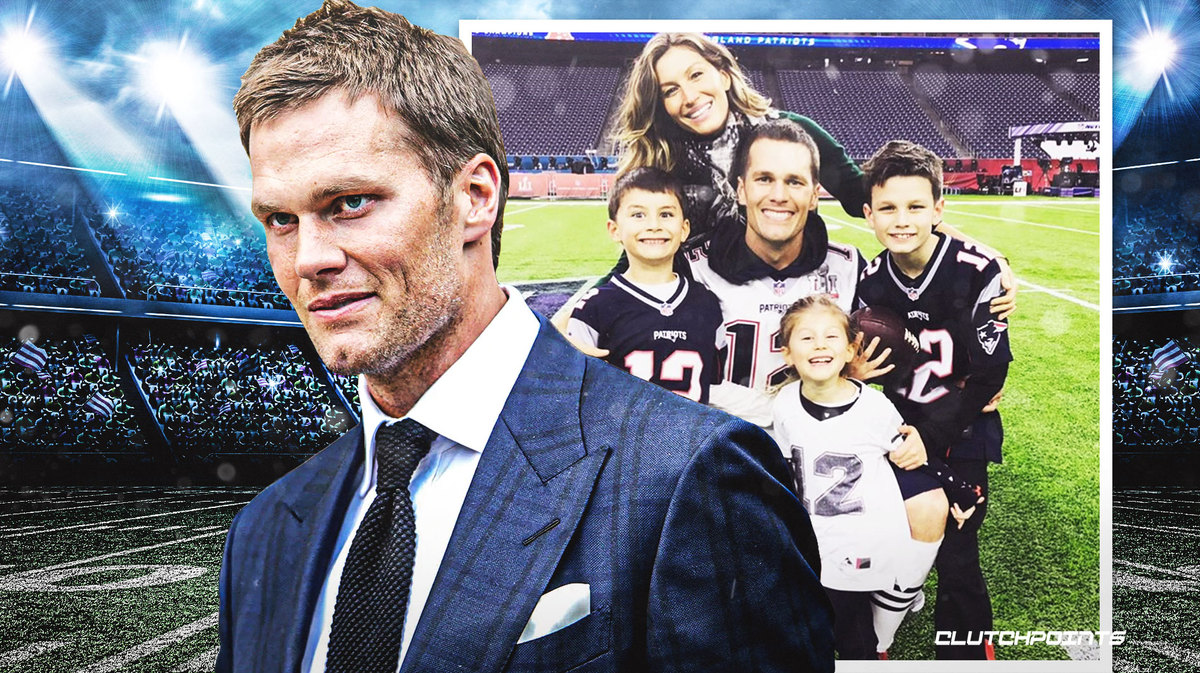 Bucs QB Tom Brady on why he'd let his sons play football