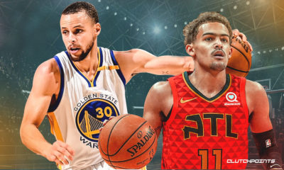 Hawks, Warriors, Trae Young, Stephen Curry