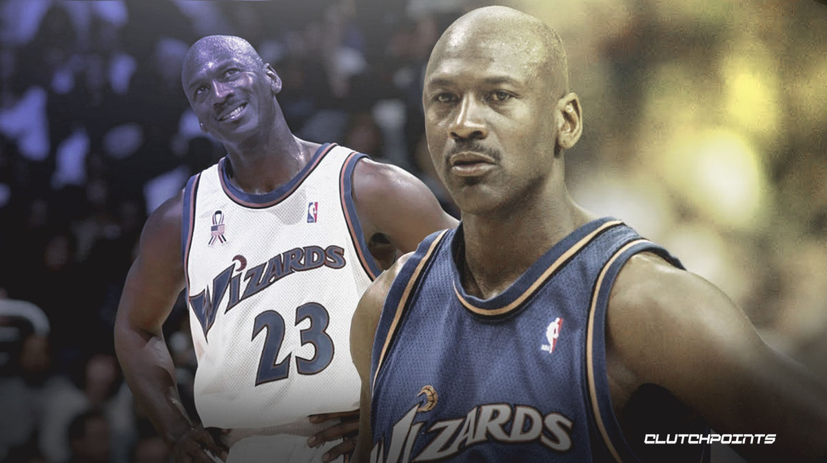 Wizards, Michael Jordan