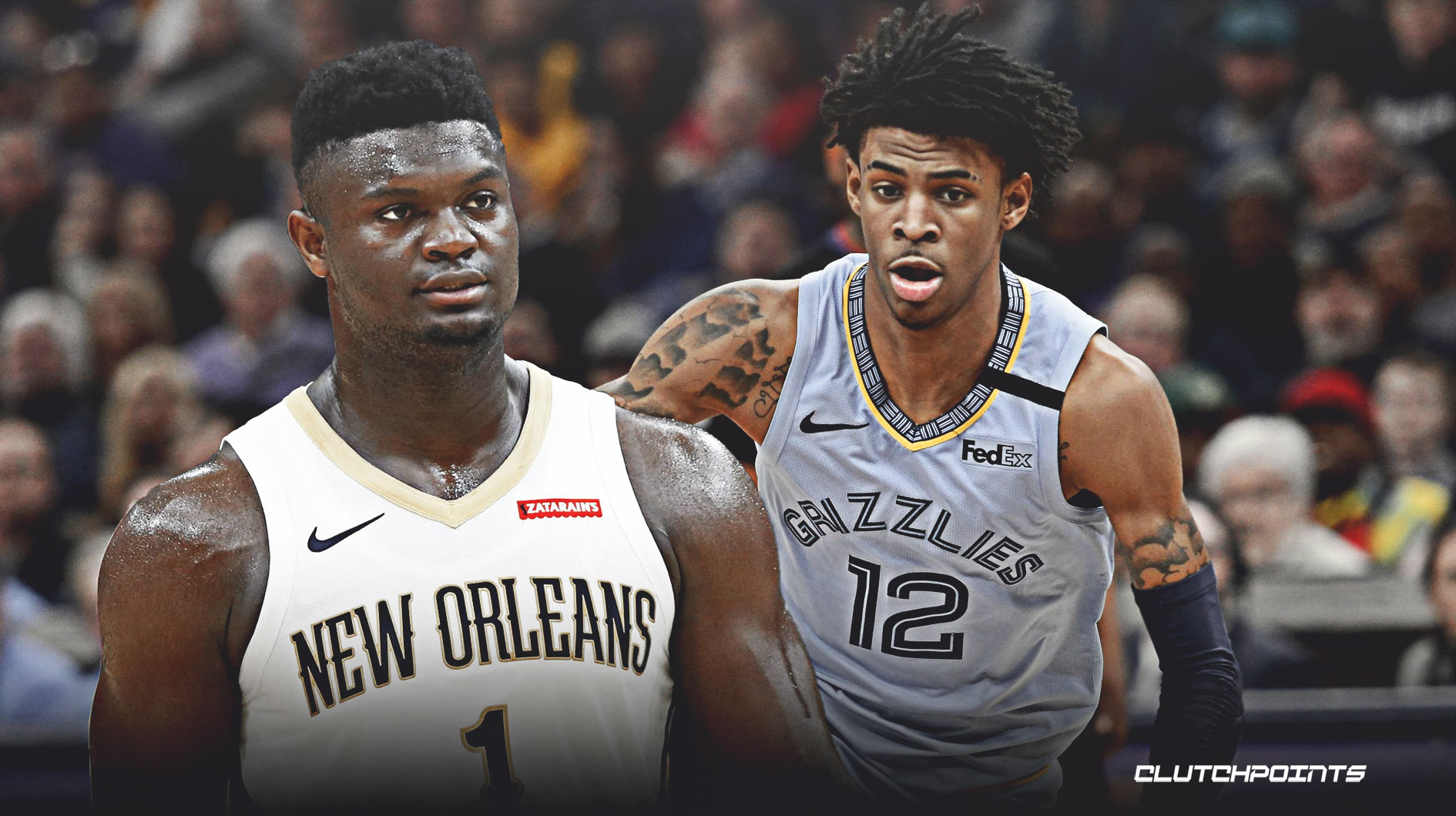 Pelicans, Grizzlies, Zion Williamson, Ja Morant, NBA Rookie of the Year