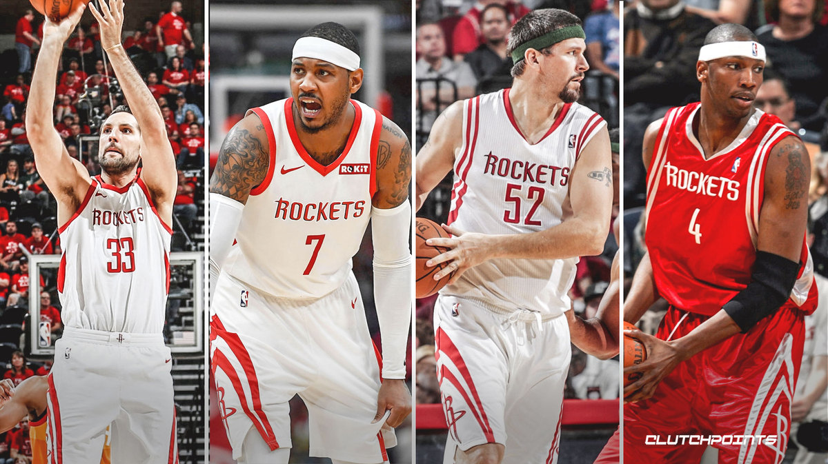 The Rockets' 5 worst free agent signings of all time, ranked