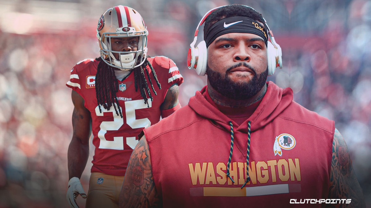 49ers, Trent Williams, Richard Sherman