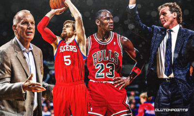Michael Jordan, Doug Collins, Andres Nocioni, The Last Dance