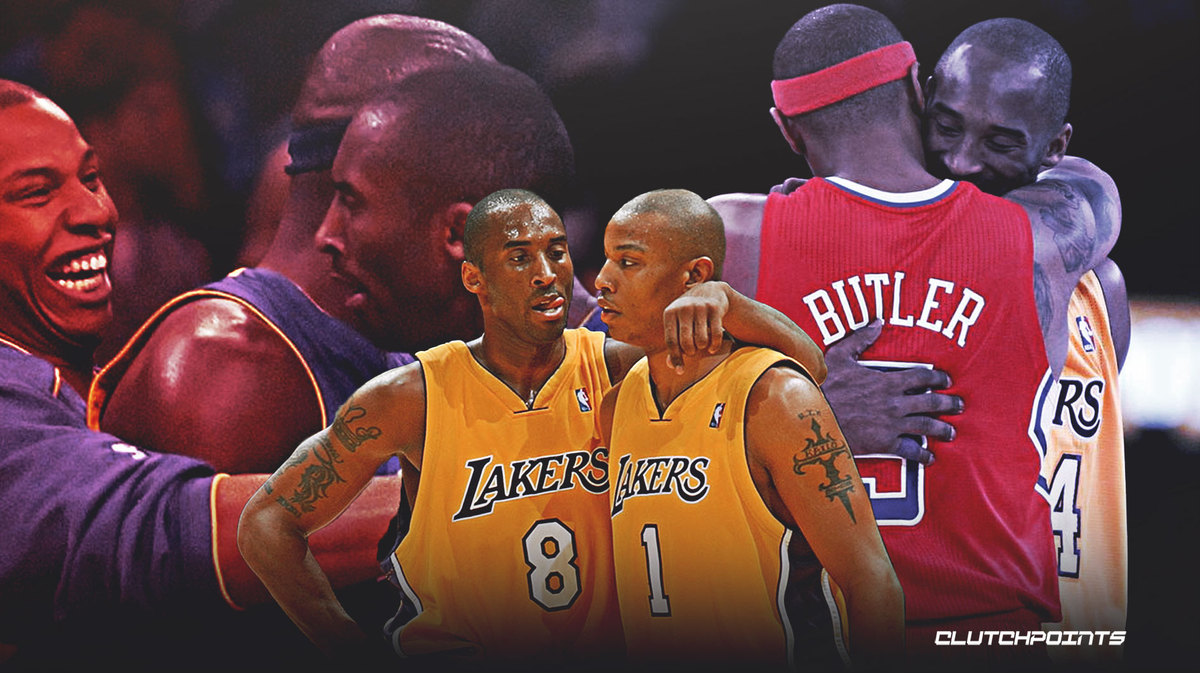 Kobe Bryant, Lakers, Clippers, Caron Butler