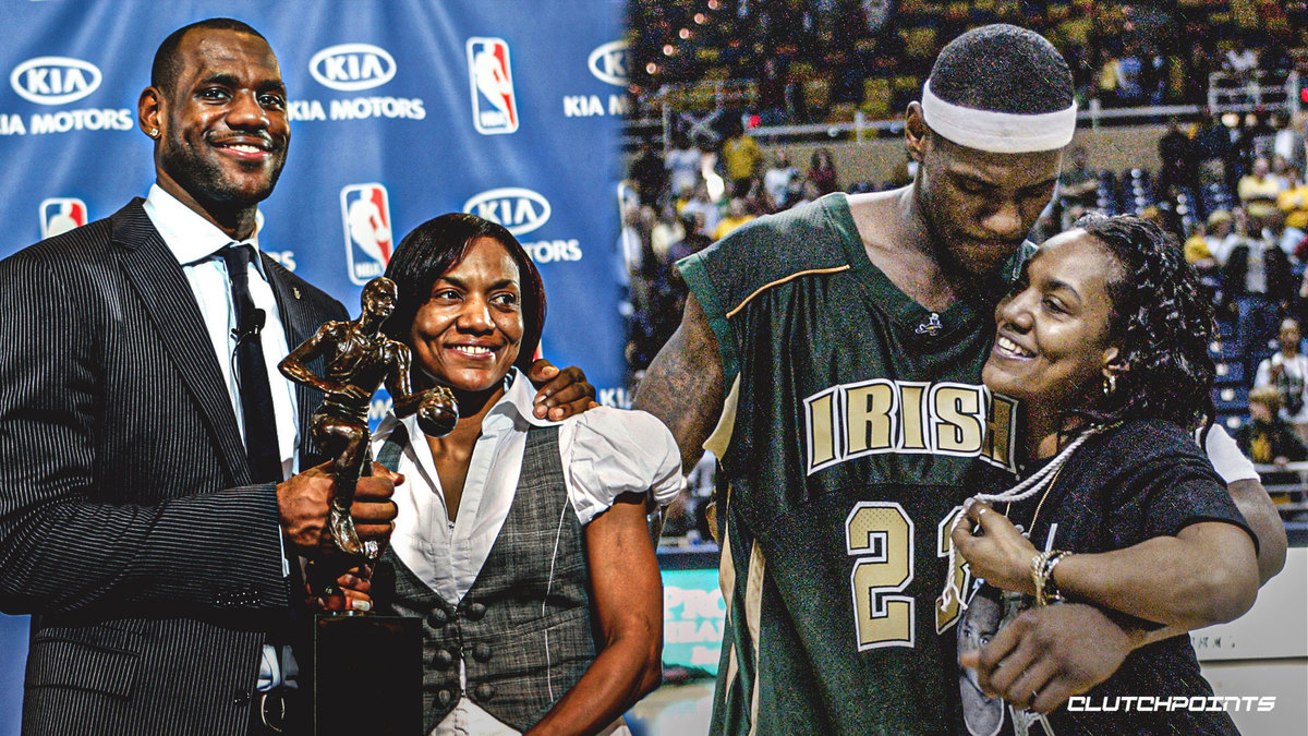 Lebron James Mom Everything You Need To Know About Gloria James