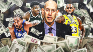 NBA 2020-21 salary cap
