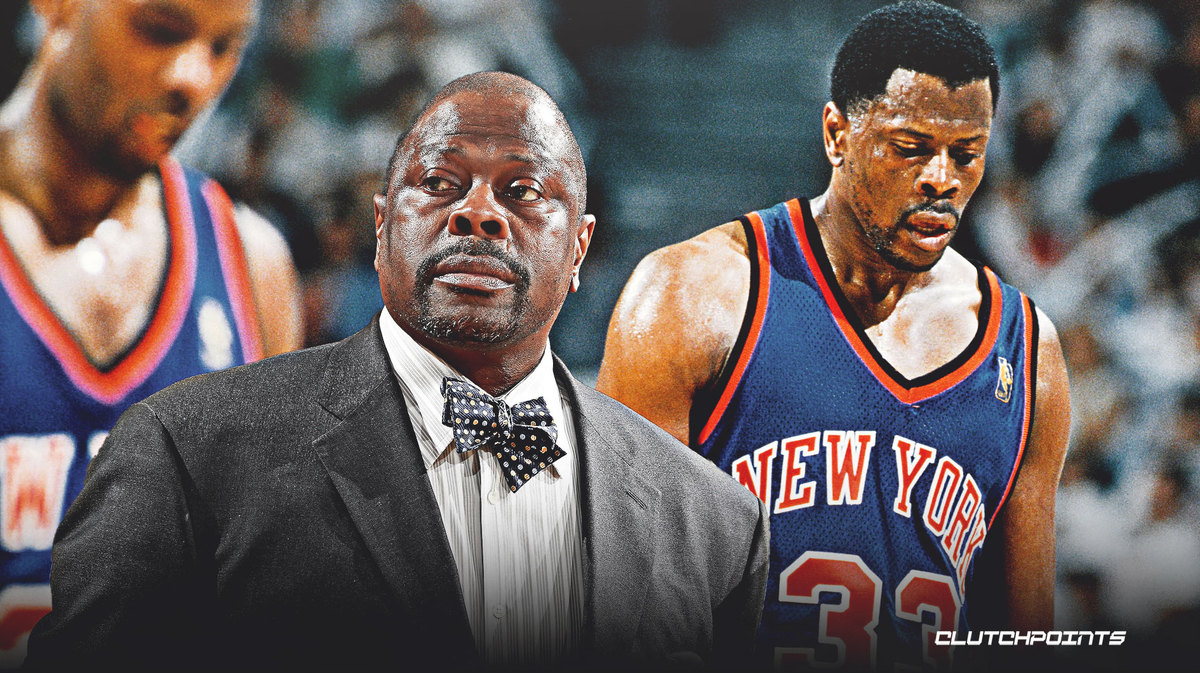 Knicks icon, Georgetown coach Ewing tests positive for COVID-19