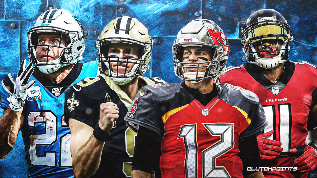 power ranking the nfc south after the 2020 nfl draft nfc south after the 2020 nfl draft