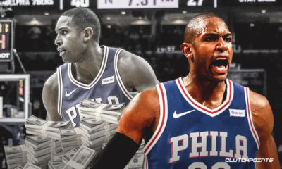 Al Horford, Sixers
