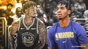 Warriors, Marquese Chriss