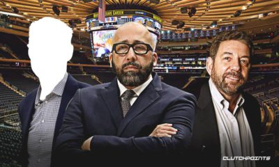 James Dolan, David Fizdale, Knicks