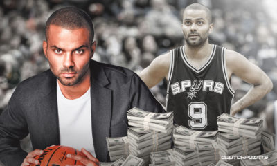 Tony Parker, NBA, Spurs