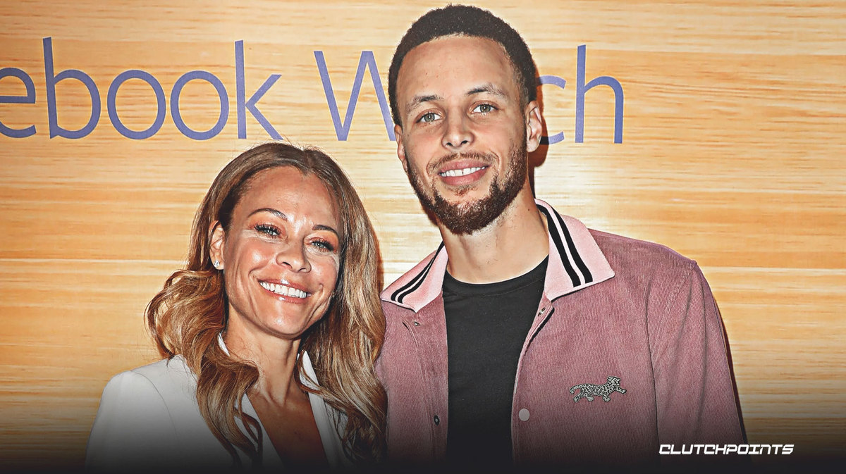 Stephen Curry, Sonya Curry, Warriors