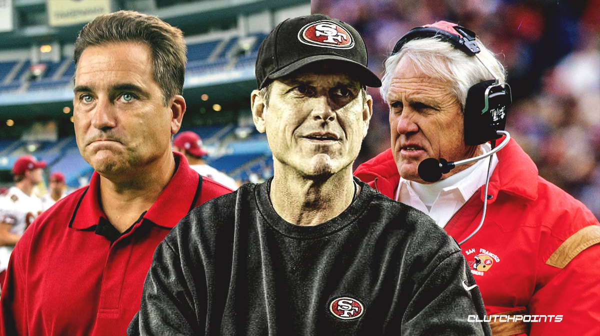 49ers, coaches