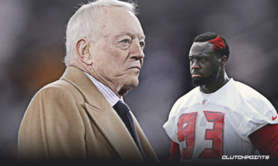 Cowboys, Gerald McCoy, Jerry Jones