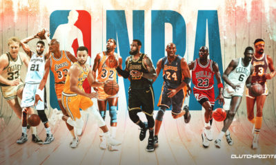 Greatest NBA Players, Best NBA Players, Ranking NBA Players, NBA Goat. Who Is The Best Player Ever