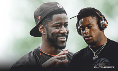 JuJu Smith-Schuster, Steelers, Nate Burleson