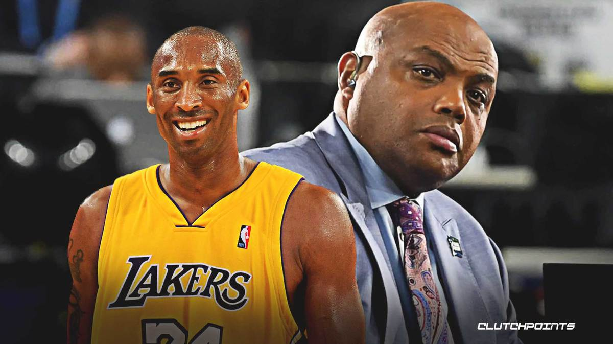 Kobe Bryant once cussed out Charles Barkley for 3 hours after a game