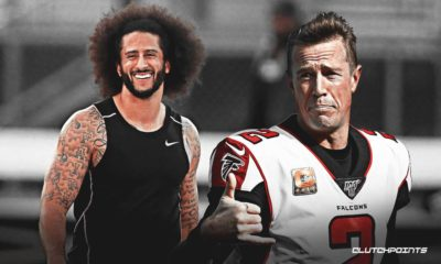 Matt Ryan, Colin Kaepernick