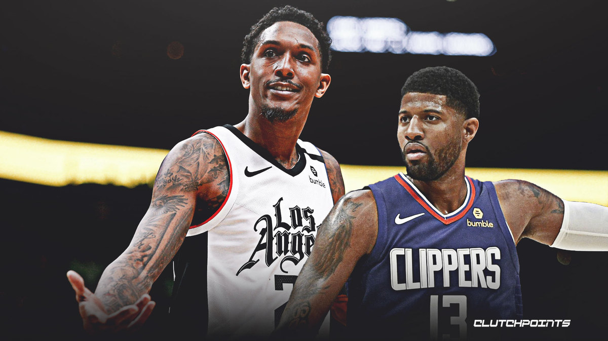 Clippers, Paul George, Lou Williams