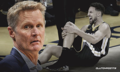 Warriors, Steve Kerr, Klay Thompson
