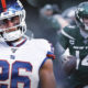 Saquon Barkley, Giants, Jets, Sam Darnold