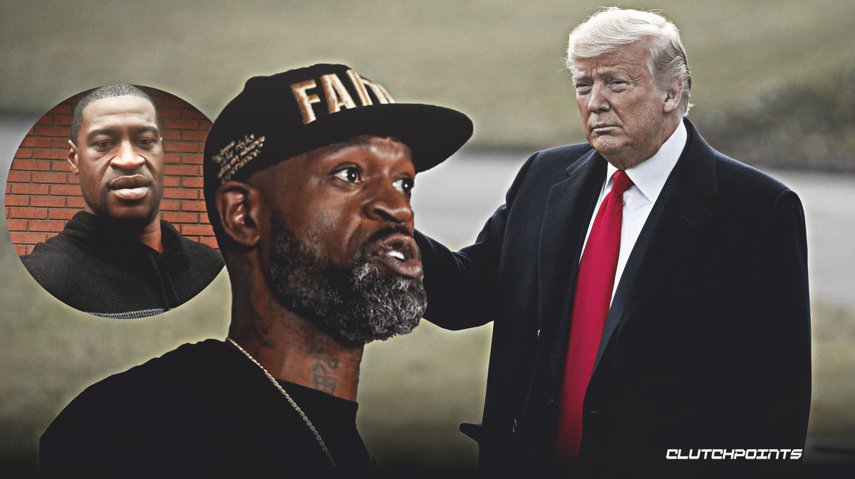 Stephen Jackson fires back at Donald Trump after George Floyd comments