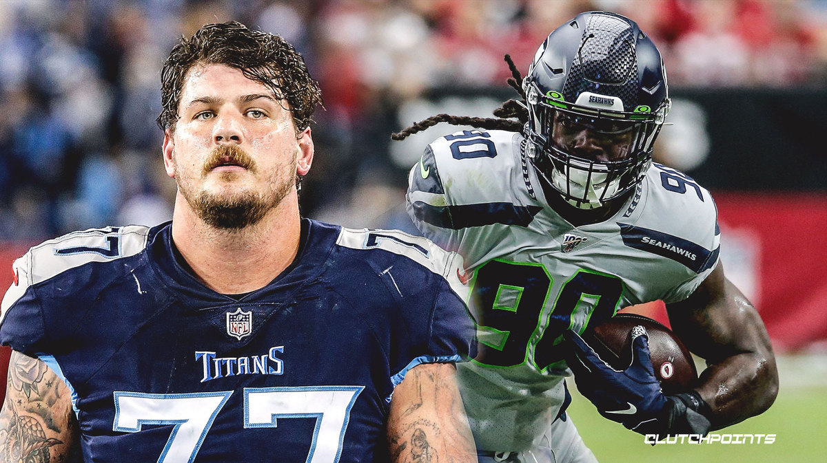 Taylor Lewan hilariously recruits Jadeveon Clowney to Titans
