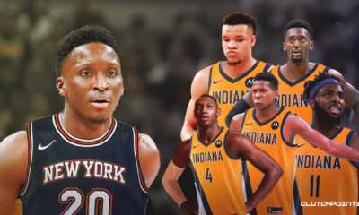 Victor Oladipo, Knicks, Pacers