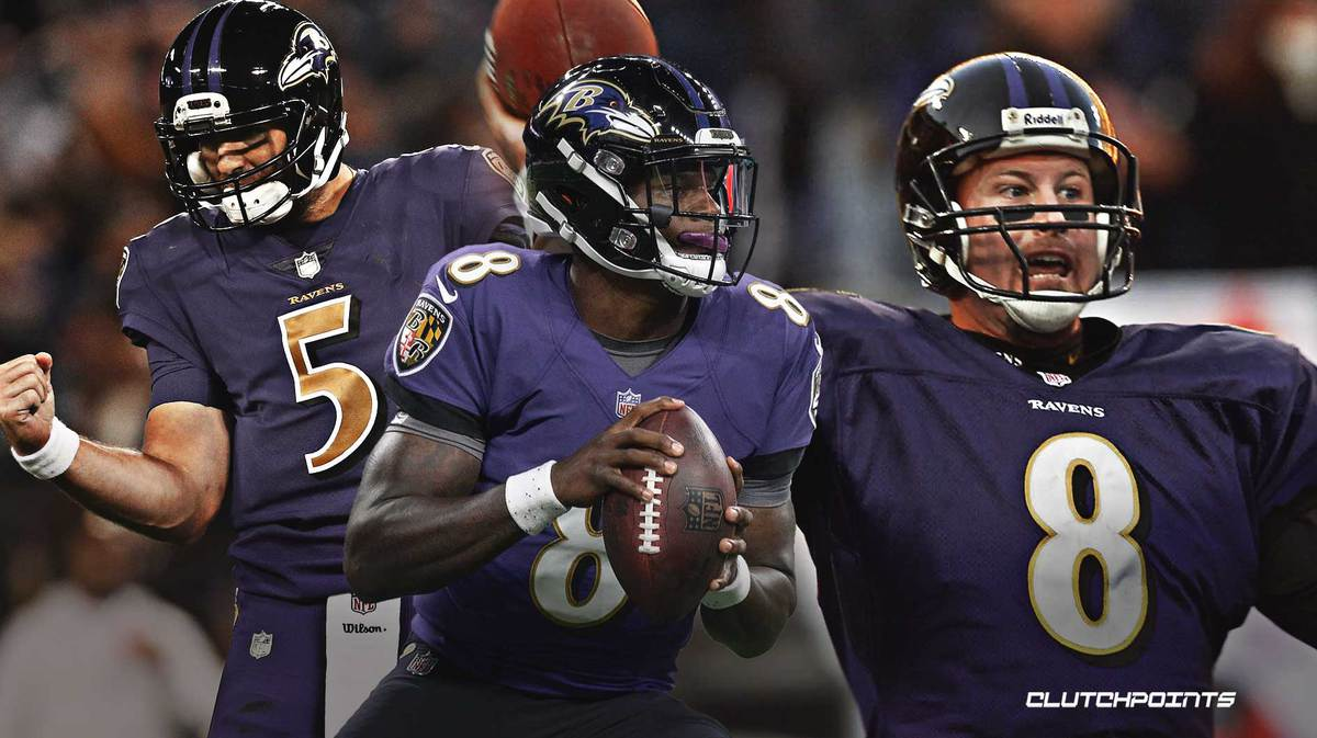 3 best quarterbacks in Baltimore Ravens history