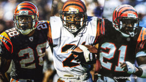 Bengals, running backs