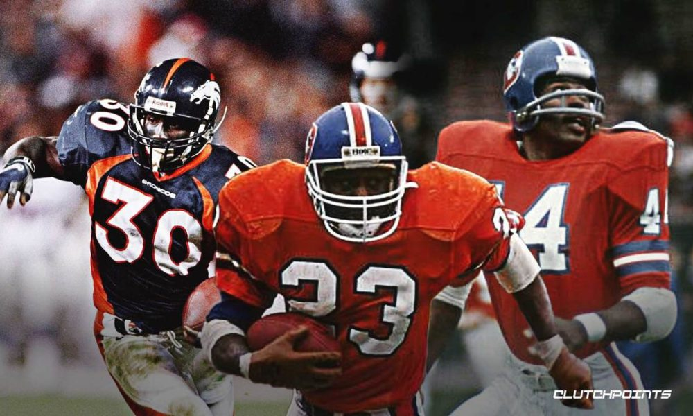 3 Best Running Backs In Denver Broncos History