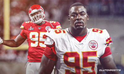 Chris Jones, Chiefs