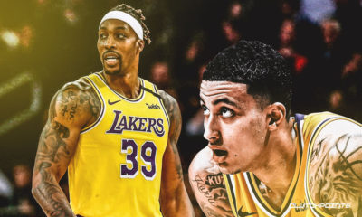 Dwight Howard, Lakers, Kyle Kuzma
