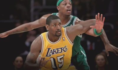 Lakers, Celtics, Metta World Peace