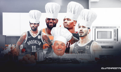 NBA players personal chefs