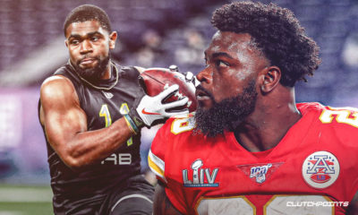 Chiefs, Damien Williams, Clyde Edwards-Helaire