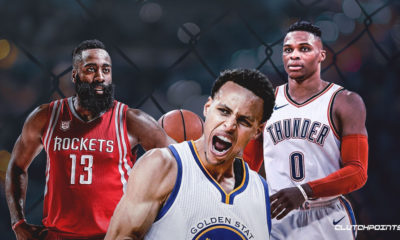 Contracts, Russell Westbrook, Stephen Curry, James Harden