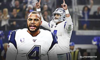 Dak Prescott, Cowboys, fantasy football