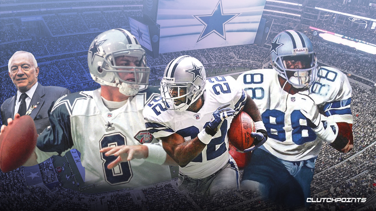 Dallas Cowboys retired numbers