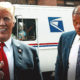 Donald Trump, Doc Rivers, Clippers, USPS