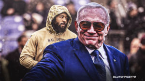 Jerry Jones, Earl Thomas, Cowboys
